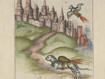 'Rocket Cat' Warfare Found in 16th-Century Manual