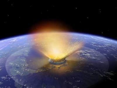 Asteroid Strike Drenched World in Acid Rain