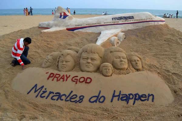 马航MH370飞机失踪最新三大谜团 - 神秘的地球