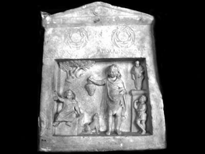 Ancient Greek Tombstones Served as Therapy