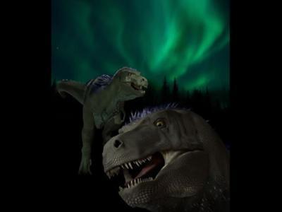T. rex Had a Small, Cute Cousin