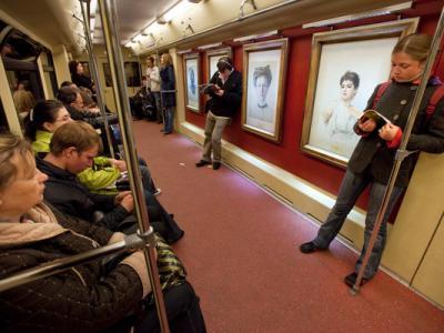 1975年莫斯科地铁神秘失踪案