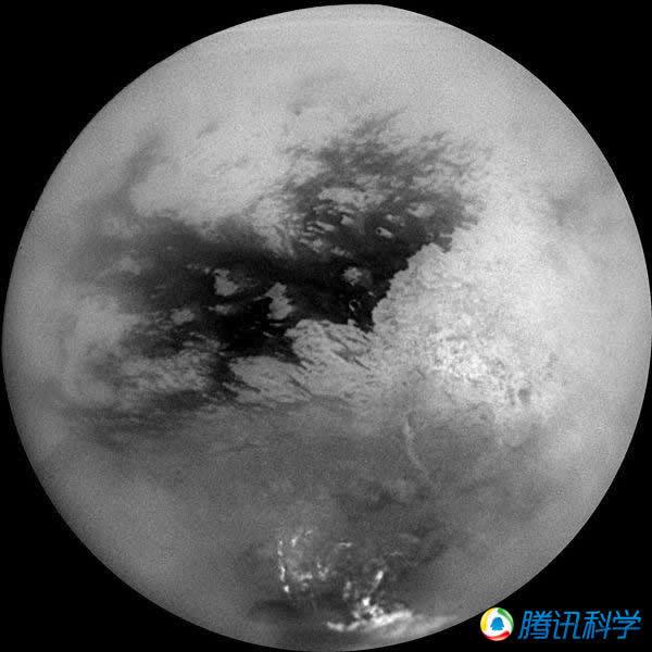 土卫六存在充满液态烷烃的大型湖泊