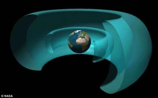 美科学家在地球周围发现一个神秘结构