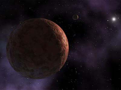 Small World Discovered Beyond Pluto
