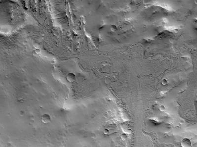 Mars: The Muddy Red Planet?