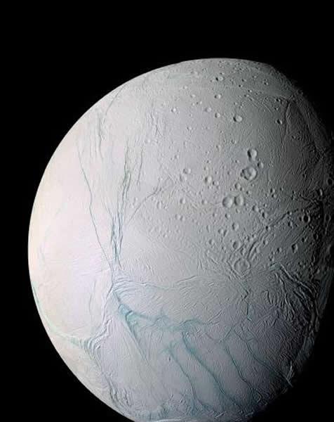 土星的卫星土卫二