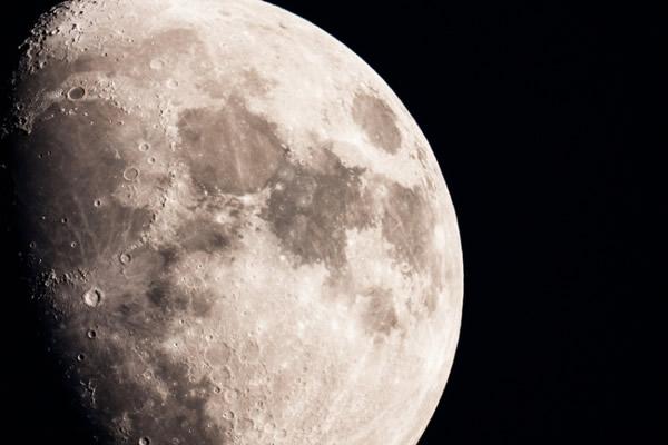 万年/月亮形成时间可能比之前推测的要晚6500万年(神秘的地球插图)