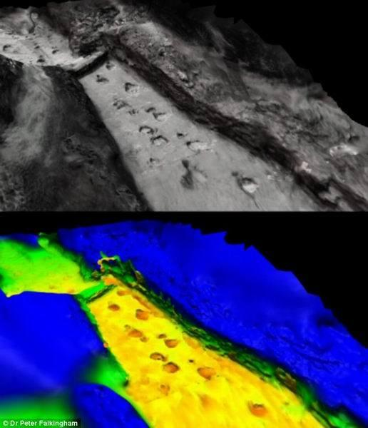 科学家绘制出1亿年前恐龙追赶猎物的数字模型