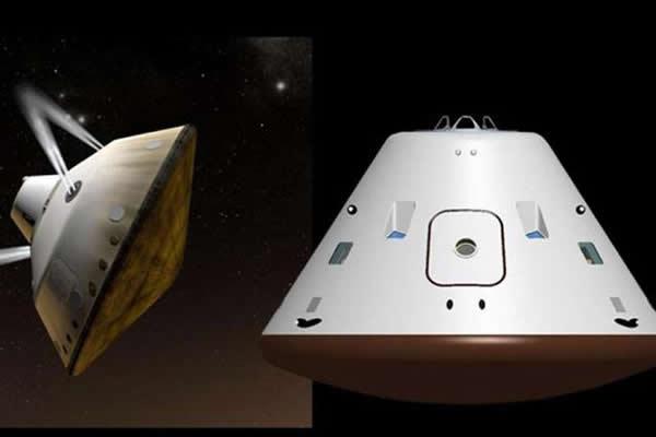"""美国宇航局计划使用""""猎户座""""飞船进行载人火星登陆"""