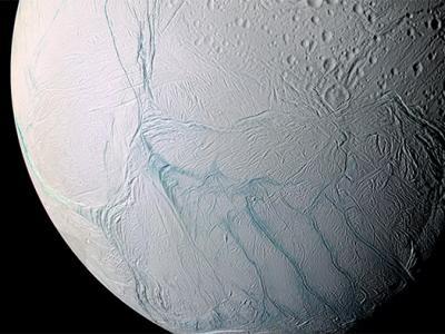Saturn's Moon Enceladus Has Underground Ocean