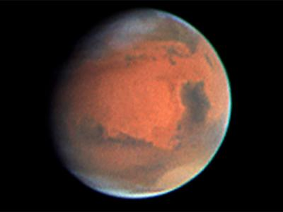 Mars Opposition: Close Encounter with the Red Planet