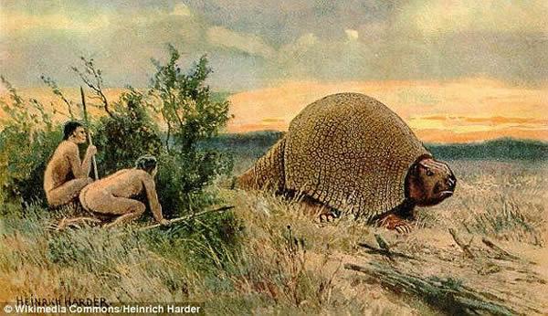史前巨型动物的灭绝对人类现在的生活方式有何影响