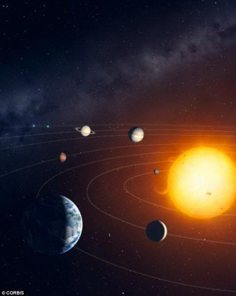 木星能够影响地球气候 对地球数十亿年前孕育生命具有促进作用