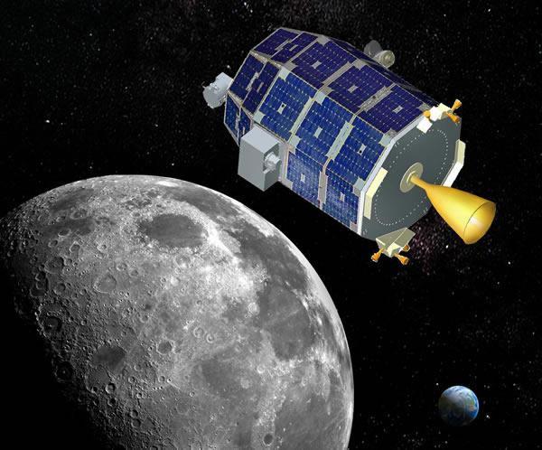 """美国""""月球大气与尘埃环境探测器(LADEE"""
