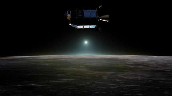 月球大气与粉尘环境探测器(LADEE)