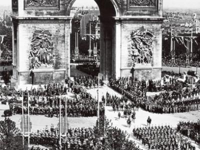 1914-1918:一场意外引发的第一次世界大战