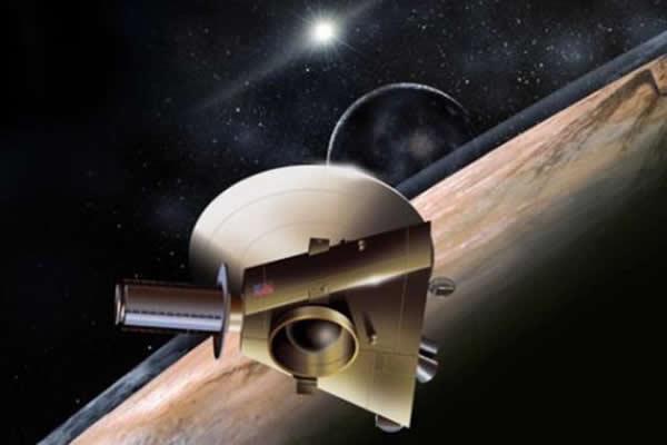 冥王星探测器是一艘专门对冥王星及其卫星系统进行研究的飞船
