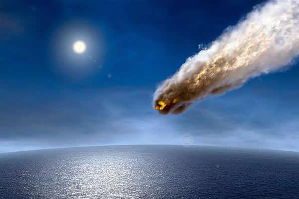 较大规模的小行星撞击事件将导致人类文明灭绝