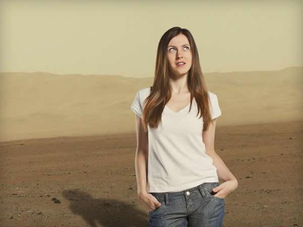 没有宇航服的保护,人类数分钟之内就会被火星的恶劣环境夺取性命。