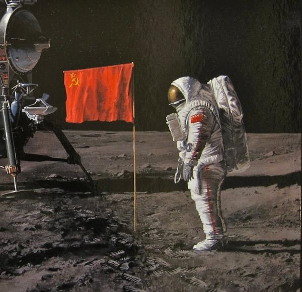 俄罗斯计划派人到月球,建立永久基地。