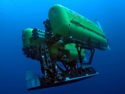 美国尼尔尤斯号无人潜航器在新西兰对出的克马德克海沟下潜时失踪