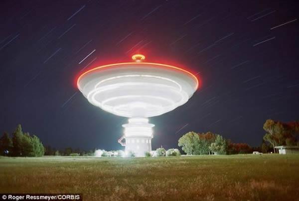 天文学家捕获神秘信号  怀疑是来自外星人的信息