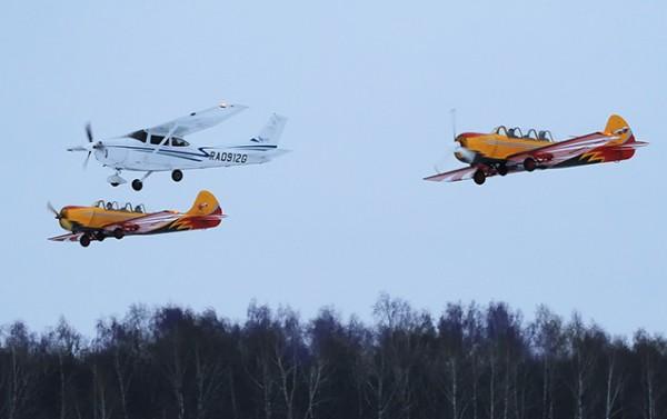 新工具帮飞行员判断迫在眉睫的碰撞