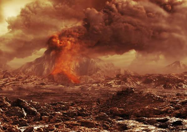金星上的火山活动现在仍在持续吗?