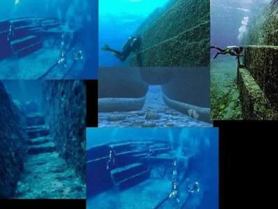 探索海底的一些神秘发现