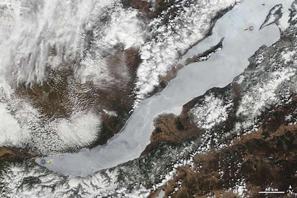 贝加尔湖之谜