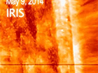 Space Telescope Gazes Deep Inside Powerful Solar Eruption