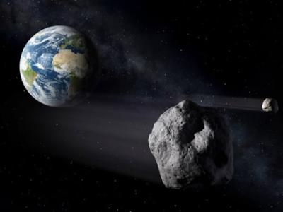 Asteroid 'Beast' to Fly By Earth on Sunday