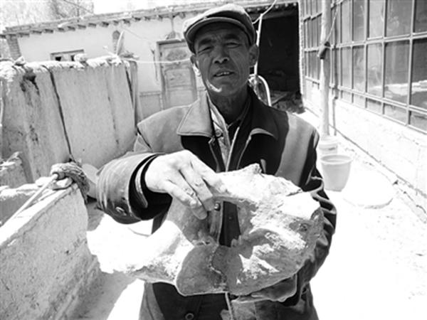 尋訪黃河象化石發現第一人