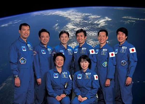 报道指,日本政府计划把宇宙开发战略本部,升格为新的宇宙厅。图为日本太空人。