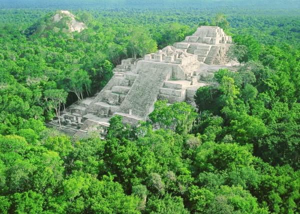 卡拉克穆尔遗址入选世界遗产