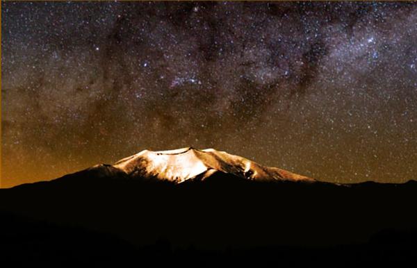 天文爱好者们利用非专业化的设备捕获到的银河系照片(作者:Leonardo Delgado Ariza)