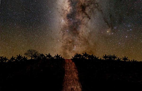 英国皇家格林尼治天文台还为参赛者们准备了一个指导手册(作者:Leonardo Delgado Ariza)