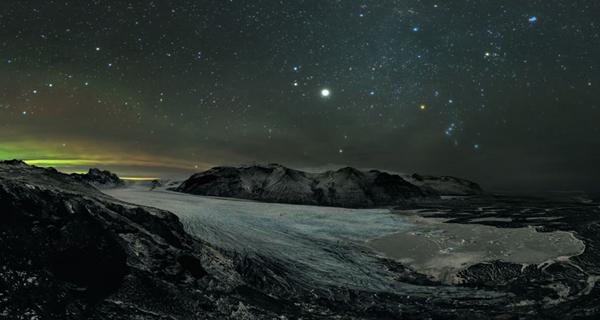 英国举办夜空摄影大赛,展示震撼奇景照片(作者:Stephane Vetter)