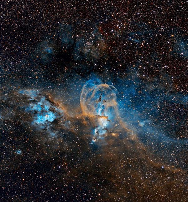 英国举办夜空摄影大赛,展示震撼奇景照片(作者:Rakibul Syed)