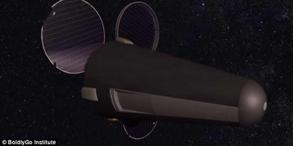 外形酷似米老鼠的火星大气样本采集探测器,工作高度距离火星表面大约40公里左右