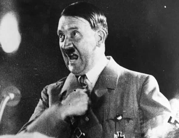 """德国纳粹头目希特勒生前一直""""哭穷"""" 实际在瑞士银行私藏巨额财产"""