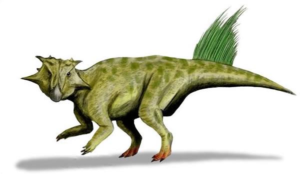 俄罗斯西伯利亚挖出2具完整的鹦鹉嘴龙化石