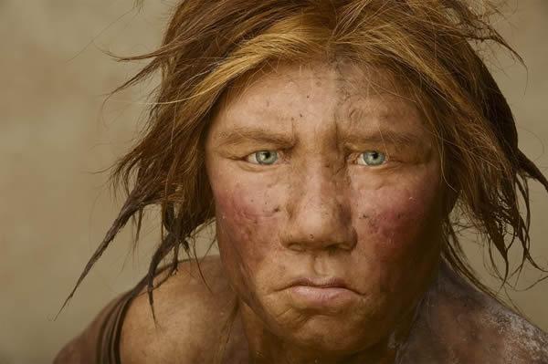 基因分析显示尼安德塔人形成小而孤立的群落