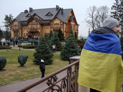 从乌克兰到突尼斯:被罢免的统治者豪华官邸