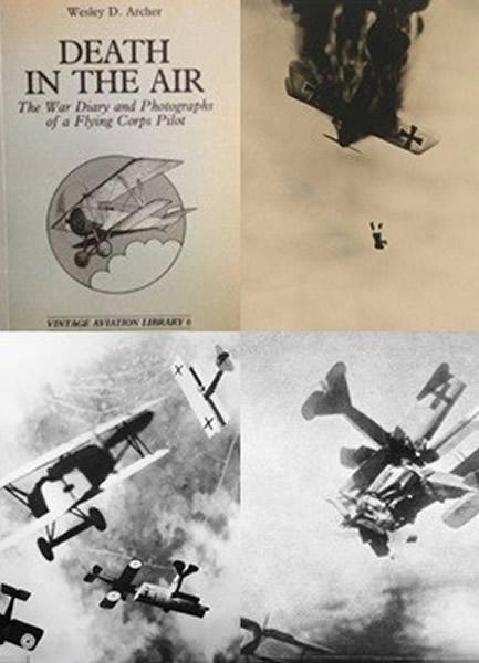 著名一战空战照片逾半世纪后终被揭造假