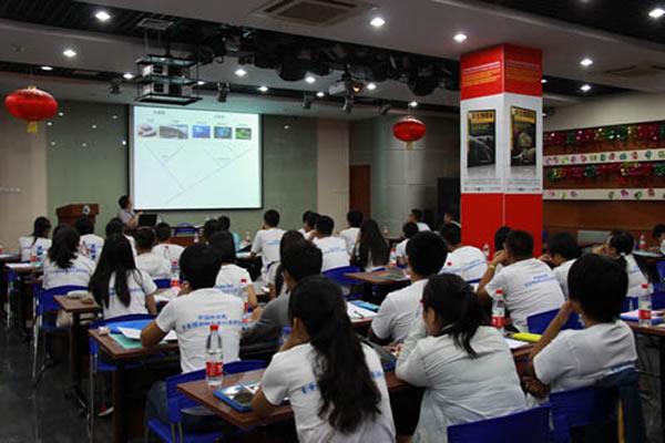 成功举办第七届全国大学生古生物夏令营