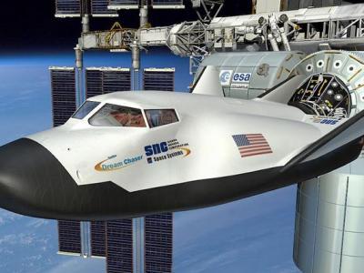 """美国""""追梦者""""迷你航天飞机完成机身制造 预计2016年进行第一次轨道飞行"""