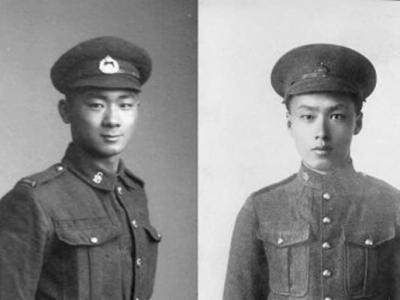 加拿大华裔一战英雄回国后饱受歧视