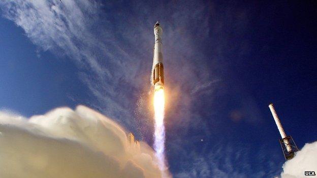 美国发射间谍卫星的火箭依赖俄制发动机